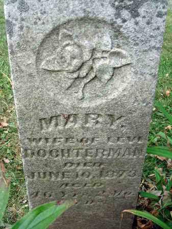 DOCHTERMAN, MARY - Franklin County, Ohio | MARY DOCHTERMAN - Ohio Gravestone Photos