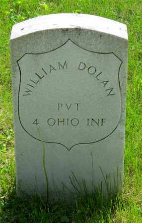 DOLAN, WILLIAM - Franklin County, Ohio | WILLIAM DOLAN - Ohio Gravestone Photos
