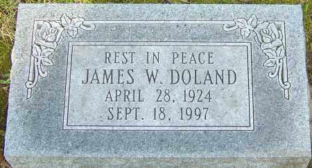 DOLAND, JAMES - Franklin County, Ohio | JAMES DOLAND - Ohio Gravestone Photos