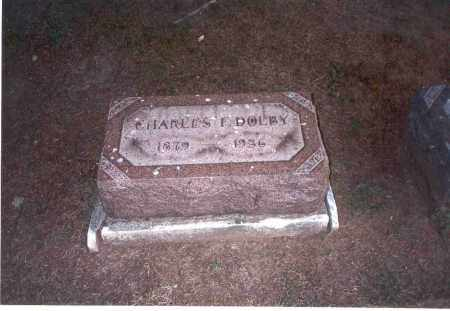 DOLBY, CHARLES F. - Franklin County, Ohio | CHARLES F. DOLBY - Ohio Gravestone Photos