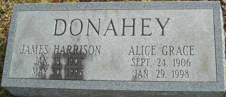 DONAHEY, JAMES HARRISON - Franklin County, Ohio | JAMES HARRISON DONAHEY - Ohio Gravestone Photos