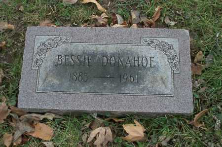 DONAHOE, BESSIE - Franklin County, Ohio | BESSIE DONAHOE - Ohio Gravestone Photos