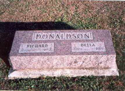 DONALDSON, RICHARD - Franklin County, Ohio | RICHARD DONALDSON - Ohio Gravestone Photos
