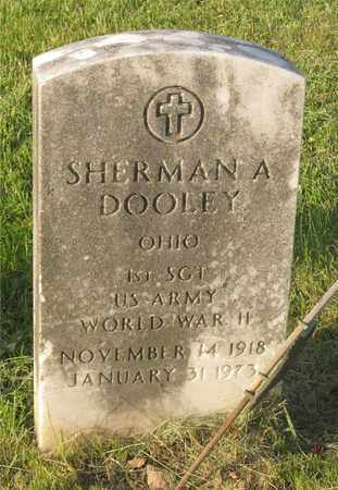 DOOLEY, SHERMAN A. - Franklin County, Ohio | SHERMAN A. DOOLEY - Ohio Gravestone Photos