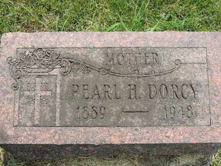 DORCY, PEARL H. - Franklin County, Ohio | PEARL H. DORCY - Ohio Gravestone Photos