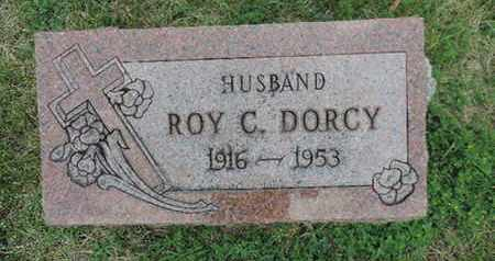 DORCY, ROY C. - Franklin County, Ohio | ROY C. DORCY - Ohio Gravestone Photos