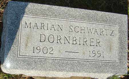 DORNBIRER, MARIAN - Franklin County, Ohio | MARIAN DORNBIRER - Ohio Gravestone Photos