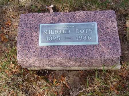 DOTY, MILDRED - Franklin County, Ohio | MILDRED DOTY - Ohio Gravestone Photos