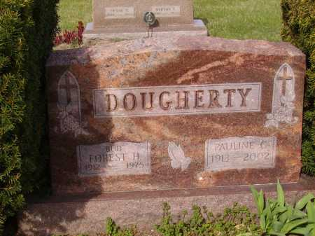 DOUGHERTY, PAULINE C. - Franklin County, Ohio | PAULINE C. DOUGHERTY - Ohio Gravestone Photos