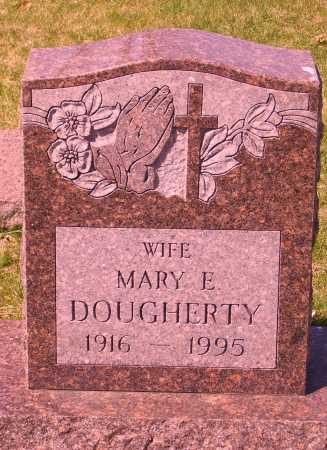 DOUGHERTY, MARY E. - Franklin County, Ohio | MARY E. DOUGHERTY - Ohio Gravestone Photos