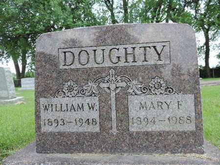 DOUGHTY, WILLIAM W. - Franklin County, Ohio | WILLIAM W. DOUGHTY - Ohio Gravestone Photos