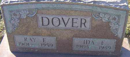 COLE DOVER, IDA - Franklin County, Ohio | IDA COLE DOVER - Ohio Gravestone Photos