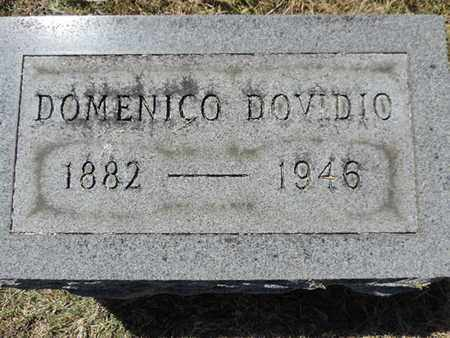 DOVIDIO, DOMENICO - Franklin County, Ohio | DOMENICO DOVIDIO - Ohio Gravestone Photos