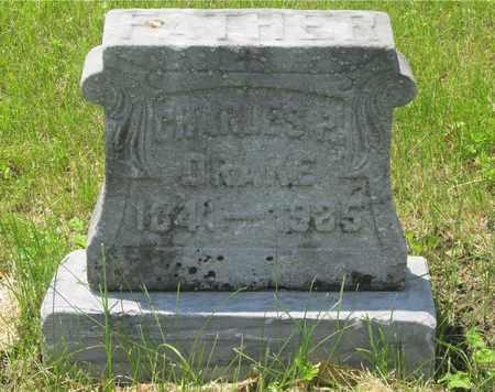 DRAKE, CHARLES P. - Franklin County, Ohio | CHARLES P. DRAKE - Ohio Gravestone Photos
