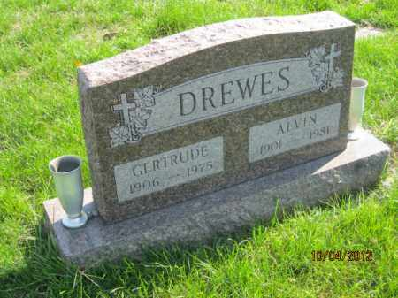 DREWES, REV. ALVIN L - Franklin County, Ohio | REV. ALVIN L DREWES - Ohio Gravestone Photos