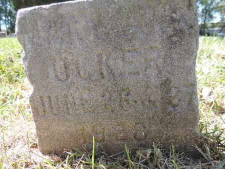 DUCKER, LA - Franklin County, Ohio | LA DUCKER - Ohio Gravestone Photos