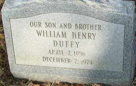 DUFFY, WILLIAM HENRY - Franklin County, Ohio | WILLIAM HENRY DUFFY - Ohio Gravestone Photos