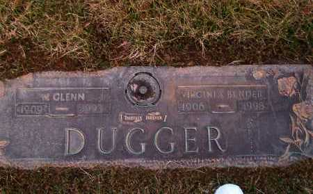 DUGGER, WILLIAM GLENN - Franklin County, Ohio | WILLIAM GLENN DUGGER - Ohio Gravestone Photos