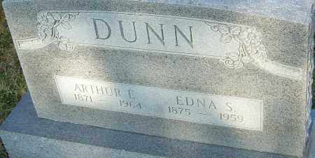 DUNN, EDNA S - Franklin County, Ohio | EDNA S DUNN - Ohio Gravestone Photos