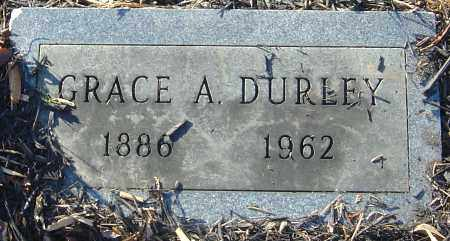 DURLEY, GRACE A - Franklin County, Ohio | GRACE A DURLEY - Ohio Gravestone Photos