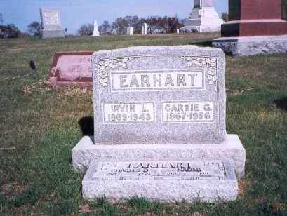 EARHART, IRVIN L. - Franklin County, Ohio | IRVIN L. EARHART - Ohio Gravestone Photos