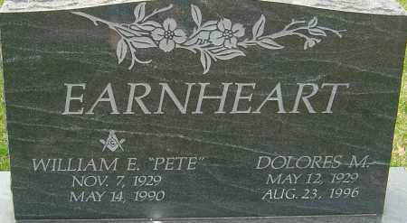 EARNHEART, DOLORES - Franklin County, Ohio | DOLORES EARNHEART - Ohio Gravestone Photos