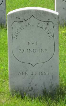 EASTER, MICHAEL - Franklin County, Ohio | MICHAEL EASTER - Ohio Gravestone Photos