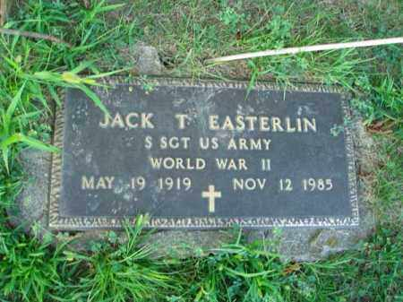EASTERLIN, JACK T. - Franklin County, Ohio | JACK T. EASTERLIN - Ohio Gravestone Photos
