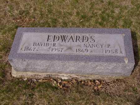 EDWARDS, NANCY P. - Franklin County, Ohio | NANCY P. EDWARDS - Ohio Gravestone Photos