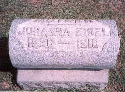 EISEL, JOHANNA - Franklin County, Ohio | JOHANNA EISEL - Ohio Gravestone Photos