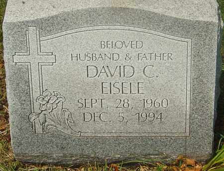 EISELE, DAVID C - Franklin County, Ohio | DAVID C EISELE - Ohio Gravestone Photos