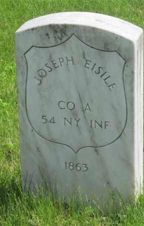 EISILE, JOSEPH - Franklin County, Ohio | JOSEPH EISILE - Ohio Gravestone Photos