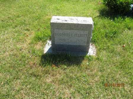 ELLIOTT, DOLORES C - Franklin County, Ohio | DOLORES C ELLIOTT - Ohio Gravestone Photos