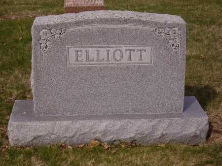 ELLIOTT FAMILY, MONUMENT - Franklin County, Ohio | MONUMENT ELLIOTT FAMILY - Ohio Gravestone Photos