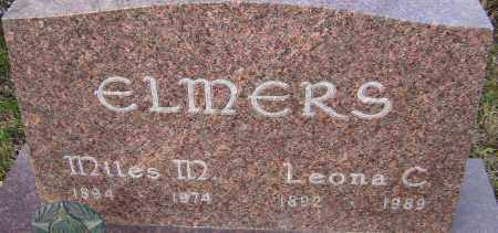 ELMERS, MILES - Franklin County, Ohio | MILES ELMERS - Ohio Gravestone Photos