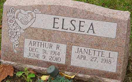 ELSEA, ARTHUR - Franklin County, Ohio | ARTHUR ELSEA - Ohio Gravestone Photos