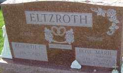 ELTZROTH, ROSE MARIE - Franklin County, Ohio | ROSE MARIE ELTZROTH - Ohio Gravestone Photos