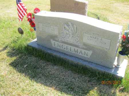 ENGELMAN, ROBERT JOHN SR - Franklin County, Ohio | ROBERT JOHN SR ENGELMAN - Ohio Gravestone Photos
