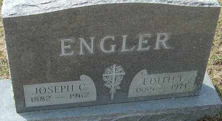ENGLER, EDITH L - Franklin County, Ohio | EDITH L ENGLER - Ohio Gravestone Photos