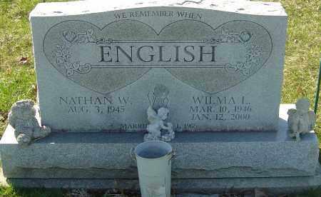 ENGLISH, WILMA - Franklin County, Ohio | WILMA ENGLISH - Ohio Gravestone Photos