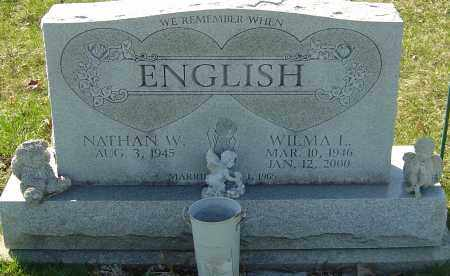 MAUK ENGLISH, WILMA - Franklin County, Ohio | WILMA MAUK ENGLISH - Ohio Gravestone Photos