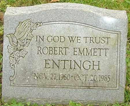 ENTINGH, ROBERT - Franklin County, Ohio | ROBERT ENTINGH - Ohio Gravestone Photos