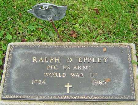 EPPLEY, RALPH - Franklin County, Ohio | RALPH EPPLEY - Ohio Gravestone Photos