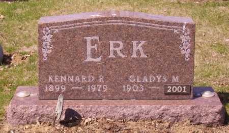 ERK, KENNARD R. - Franklin County, Ohio | KENNARD R. ERK - Ohio Gravestone Photos