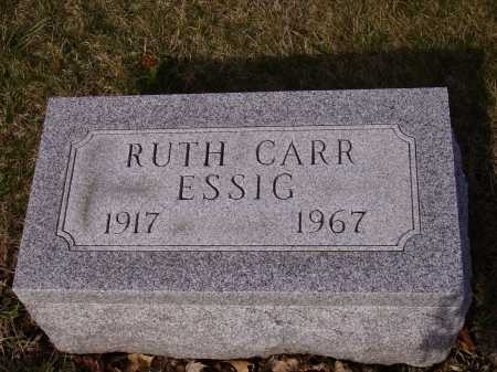 ESSIG, RUTH - Franklin County, Ohio | RUTH ESSIG - Ohio Gravestone Photos