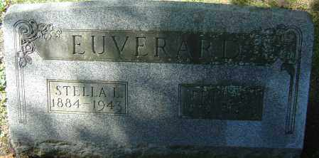 EUVERARD, FRED A - Franklin County, Ohio | FRED A EUVERARD - Ohio Gravestone Photos