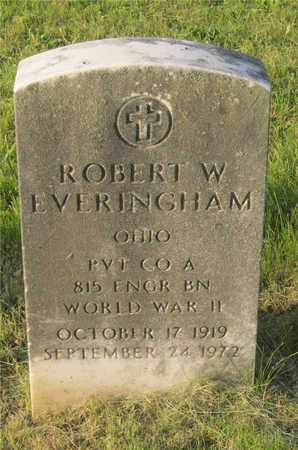 EVERINGHAM, ROBERT W. - Franklin County, Ohio | ROBERT W. EVERINGHAM - Ohio Gravestone Photos