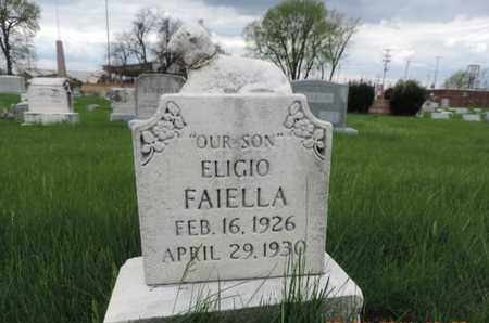 FAIELLA, ELIGIO - Franklin County, Ohio | ELIGIO FAIELLA - Ohio Gravestone Photos