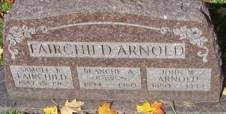 ARNOLD FAIRCHILD, BLANCHE M - Franklin County, Ohio | BLANCHE M ARNOLD FAIRCHILD - Ohio Gravestone Photos