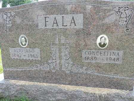 FALA, CONETTINA - Franklin County, Ohio | CONETTINA FALA - Ohio Gravestone Photos